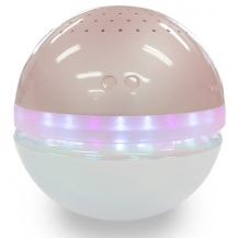 may loc khi pantone magic ball pink