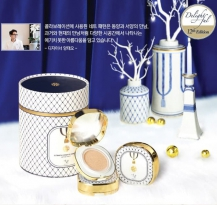 phan nuoc ohui teoyang ultimate cover cc cushion spf 15g