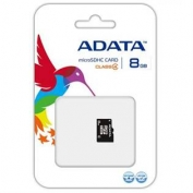 the nho micro sdhc adata 8gb class 4