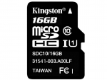 the nho kingston 16gb micro sdhc class 10 uhs i sdc10g2 16gbspfr